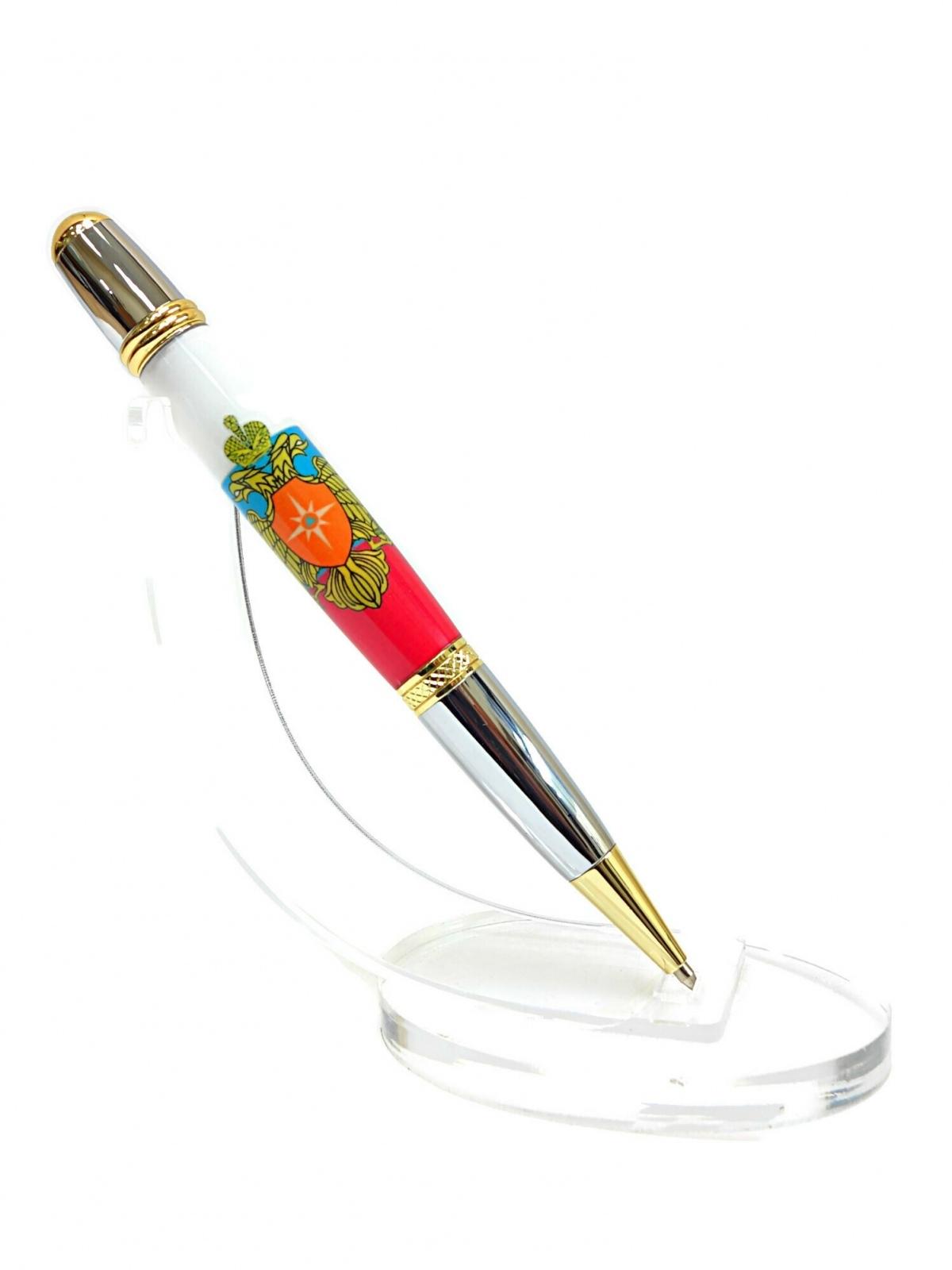 Шариковая ручка МЧС